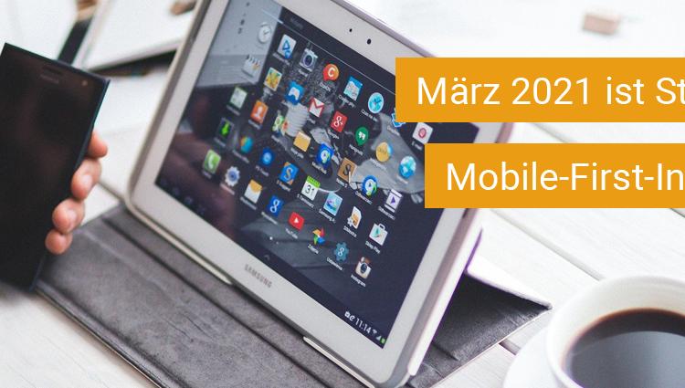 Stichtag für Mobile Indexierung steht fest