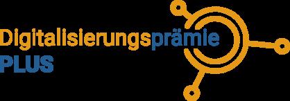 Digitalisierungspraemie PLUS Logo 418x146